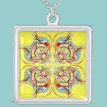 Eternity Pendant necklaces