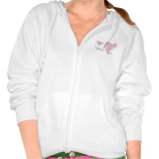 Everything Rosie Zip Hoodies
