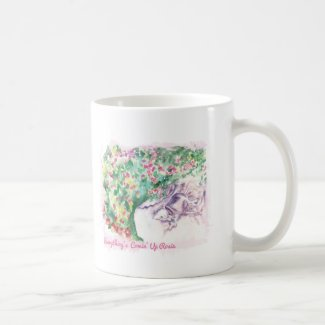 Everything's Comin' Up Rosie mug