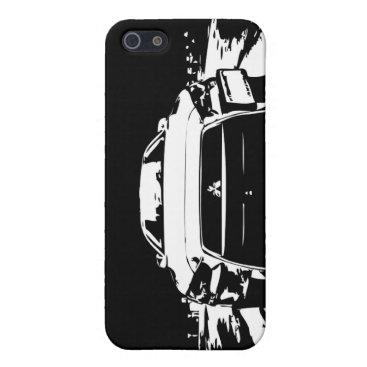 EVO X iPhone Case