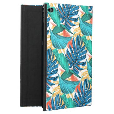Exotic Tropical Leaves Powis iPad Air 2 Case