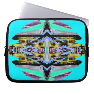 Extreme Design 9 Custom Sleeve Laptop iPad Case