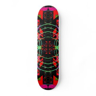 Extreme Design Skateboard Deck Y13-12 CricketDiane