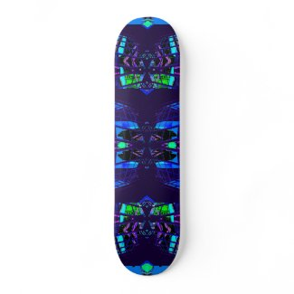 Extreme Designs Skateboard Deck 123 CricketDiane
