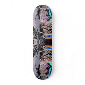 Extreme Designs Skateboard Deck 131 CricketDiane