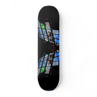 Extreme Designs Skateboard Deck 133 CricketDiane