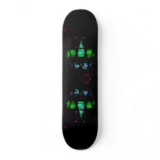 Extreme Designs Skateboard Deck 135 CricketDiane