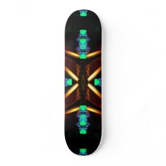 Extreme Designs Skateboard Deck 139 CricketDiane