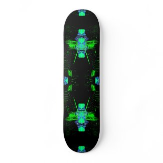 Extreme Designs Skateboard Deck 143 CricketDiane