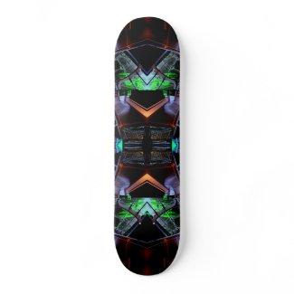 Extreme Designs Skateboard Deck 148 CricketDiane
