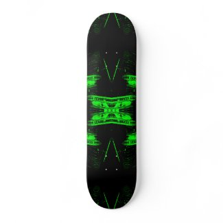 Extreme Designs Skateboard Deck 154 CricketDiane