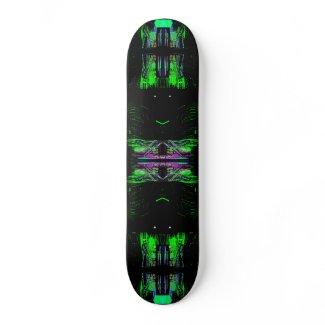 Extreme Designs Skateboard Deck 162 CricketDiane