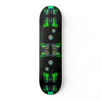 Extreme Designs Skateboard Deck 163 CricketDiane