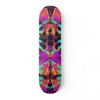 Extreme Designs Skateboard Deck 204 CricketDiane