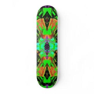 Extreme Designs Skateboard Deck 269 CricketDiane