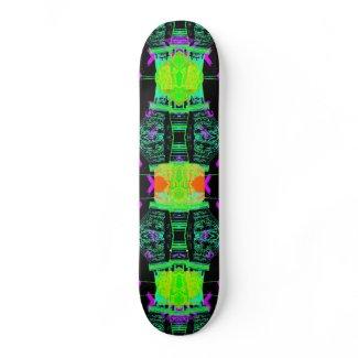 Extreme Designs Skateboard Deck 271 CricketDiane
