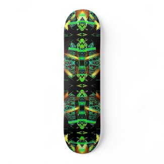 Extreme Designs Skateboard Deck 274 CricketDiane