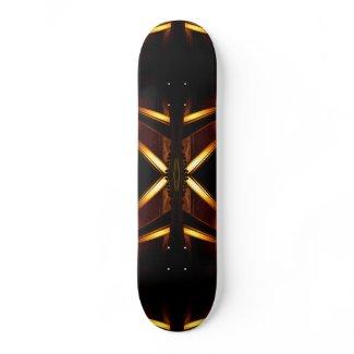 Extreme Designs Skateboard Deck 394 CricketDiane