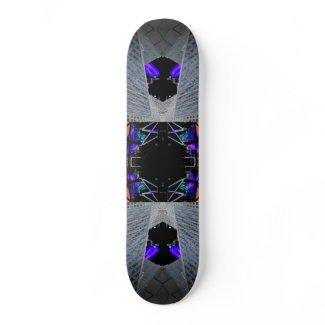 Extreme Designs Skateboard Deck 417 CricketDiane