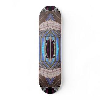 Extreme Designs Skateboard Deck 428 CricketDiane
