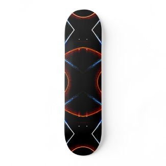 Extreme Designs Skateboard Deck 434 CricketDiane