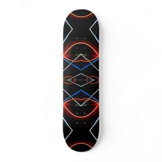 Extreme Designs Skateboard Deck 435 CricketDiane