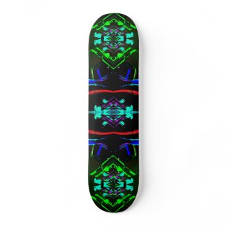 Extreme Designs Skateboard Deck 447 CricketDiane