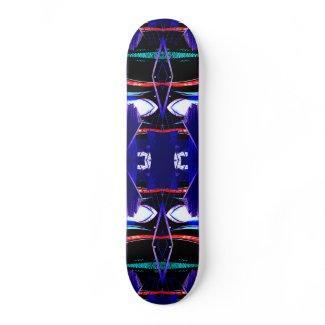 Extreme Designs Skateboard Deck 451 CricketDiane