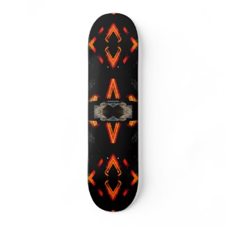 Extreme Designs Skateboard Deck 456 CricketDiane