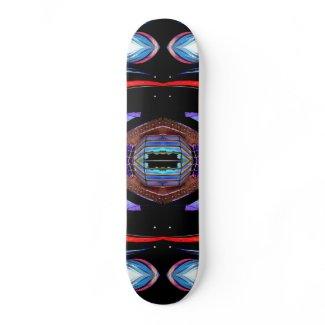 Extreme Designs Skateboard Deck 483 CricketDiane