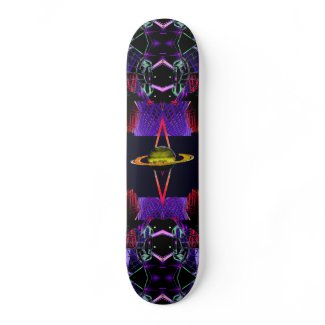 Extreme Designs Skateboard Deck 494 CricketDiane