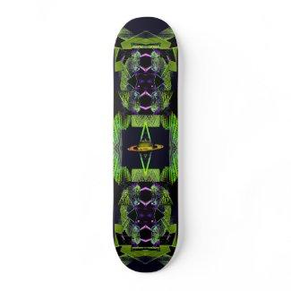 Extreme Designs Skateboard Deck 497 CricketDiane