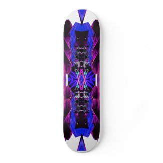 Extreme Designs Skateboard Deck 536 CricketDiane