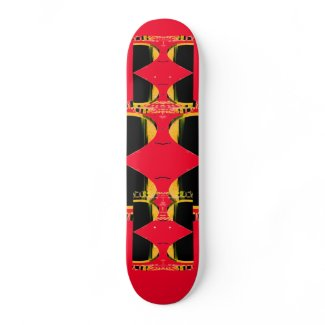 Extreme Designs Skateboard Deck 615C CricketDiane