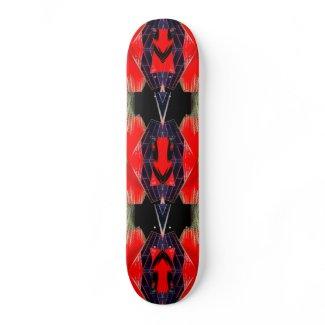 Extreme Designs Skateboard Deck 625 CricketDiane