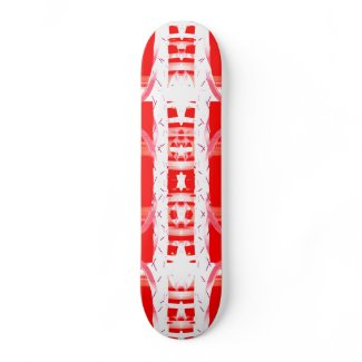 Extreme Designs Skateboard Deck 626b CricketDiane