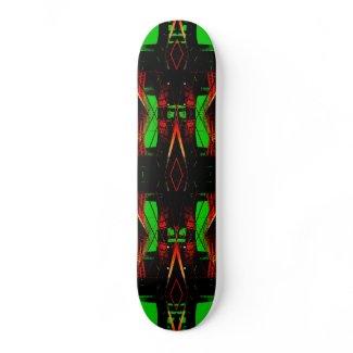 Extreme Designs Skateboard Deck 631 CricketDiane