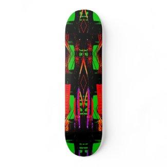 Extreme Designs Skateboard Deck 632 CricketDiane