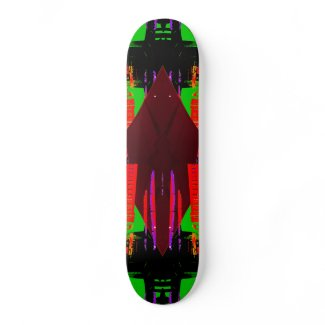 Extreme Designs Skateboard Deck 633 CricketDiane