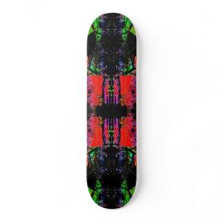 Extreme Designs Skateboard Deck 638 CricketDiane