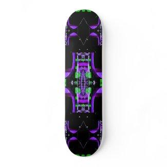 Extreme Designs Skateboard Deck 647 CricketDiane