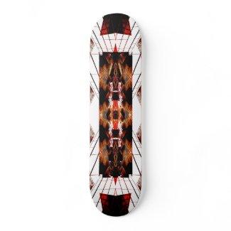 Extreme Designs Skateboard Deck X54 CricketDiane