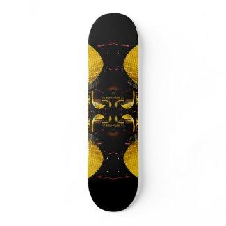 Extreme Designs Skateboard Deck X7 CricketDiane