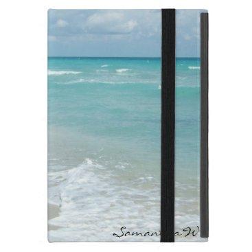 Extreme Relaxation Beach iPad Mini Case