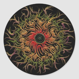 Eye of Ataraxia - Sticker sticker