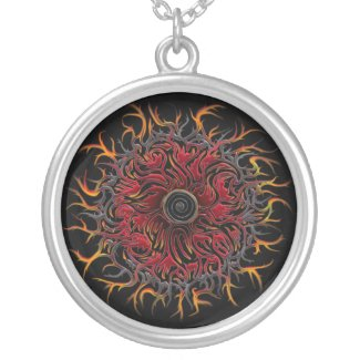 Eye of Chaos - Necklace necklace