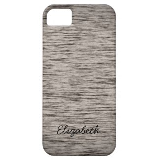 Fabulous Grey Wood Cover For iPhone 5/5S
