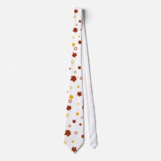 Falling leaves - Tie