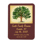 ❤️ Family Reunion - Save the Date, Invitation Magnet