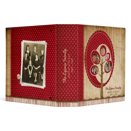 Photo Album Binder